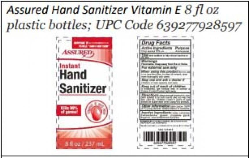 Albek de Mexico S.A. de C.V. Issues Voluntary Nationwide Recall of All Hand Sanitizers Due to Potential Presence of Undeclared Methanol