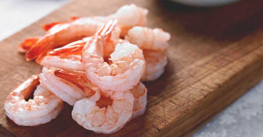 Kader Exports Recalls Frozen Cooked Shrimp Because of Possible Health Risk
