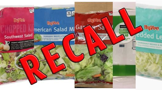 Outbreak Investigation of Cyclospora: Bagged Salads