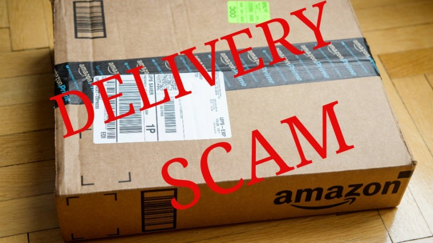 Watch Out!  Watch Out!  Watch Out!  Clever Amazon Delivery Scam Spreading All Over the Country