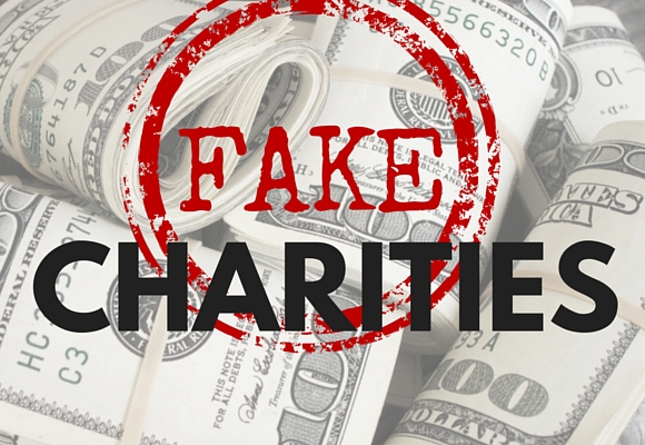 Spot and Stop Dishonest Charity Fundraisers