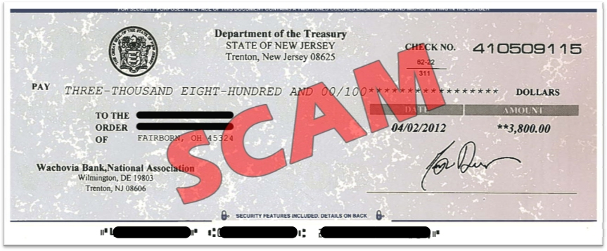 Fake Check Scams And Your Small Business