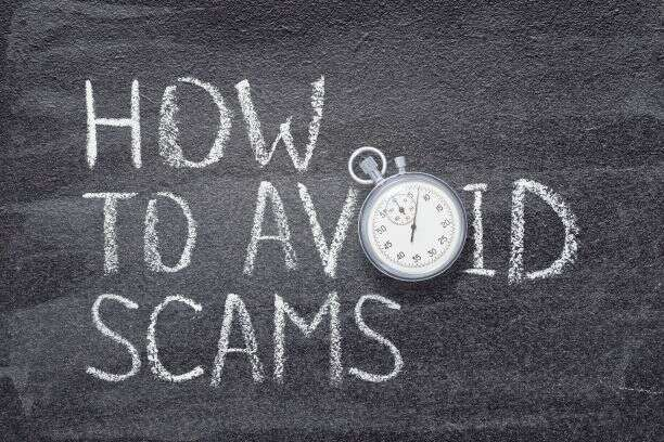 Best Ways to Avoid Scams